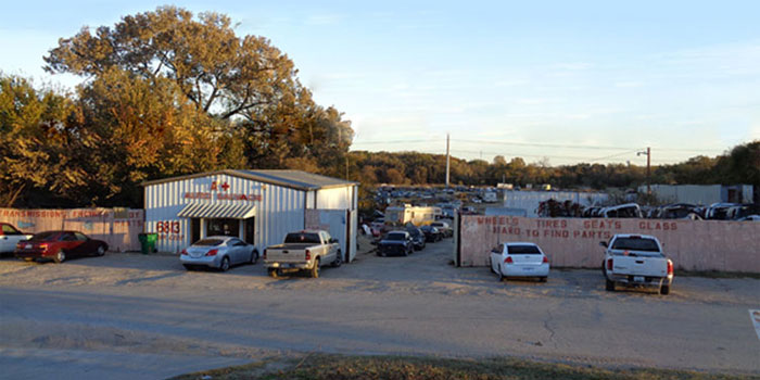 A Plus Auto Salvage in Fort Worth, Texas